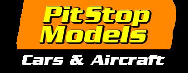 Pit Stop Models - Die-Cast Models