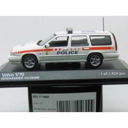 Volvo V70 Swiss Police