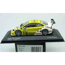 Opel V8 #7 Reuter DTM 2001