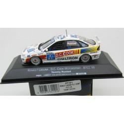 Renault Laguna #21 Tommy Rustad  BTCC 1998