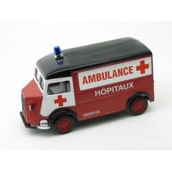 Citroen H-Type 1947 French Ambulance scale 1/43