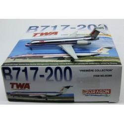 Boeing B717-200 TWA