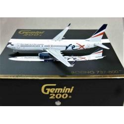 Boeing 737-800 Regional Express REX VH-RQC scale 1/200