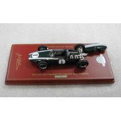 Cooper T53 #1 Jack Brabham Winner British GP 1960
