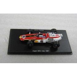 Eagle Mk3 #6 Bobby Unser Indy 500 1967