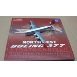Boeing 377 Stratocruiser Northwest Airways N74603 SPARE PARTS MISSING