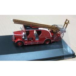 Leyland Cub FK7 Leamington Fire Brigade 1930-60s scale 1/76