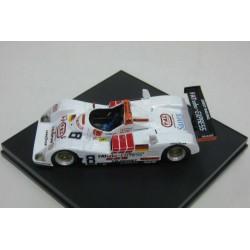 TRW Porsche WSC #8 Theys/Alboreto/Martini Le Mans 1996
