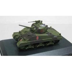Sherman Mk III 18th Arm Reg. 4th New Zealand Arm Brg. Italy 1944 scale 1/76
