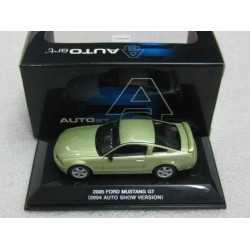 Ford Mustang GT Legend Lime 2005