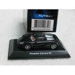 Porsche Carrera GT Black