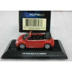 Volkswagen New Beetle Cabriolet Sundown Orange 2002