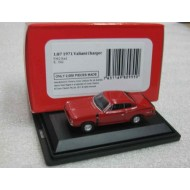 Chrysler Valiant Charger PMG Red 1971 Scale 1/87 (HO Gauge)