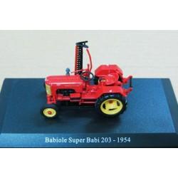 Babiole Super Babi 203 1954 scale 1/43