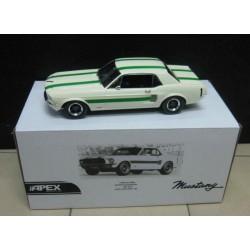 Ford Mustang GTA #1 Ian 'Pete' Geoghegan Winner ATCC 1967