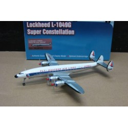 Lockheed L-1049G Super Constellation Eastern Air Lines N6232G scale 1/200