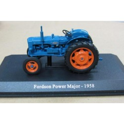 Fordson Power Major 1958 scale 1/43