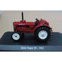 Zetor Super 50 1962 scale 1/43
