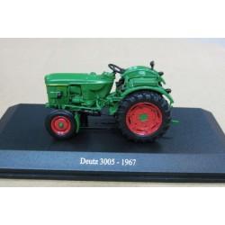 Deutz 3005 1967 scale 1/43