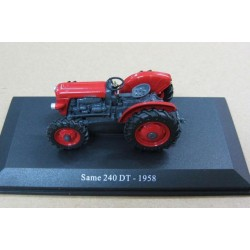 Same 240 DT 1958 scale 1/43