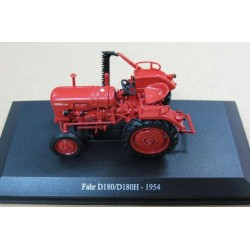 Fahr D180/D180H 1954 scale 1/43