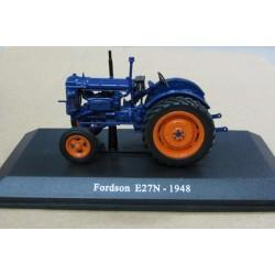 Fordson E27N 1948 scale 1/43