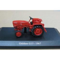 Guldner G15 1967 scale 1/43