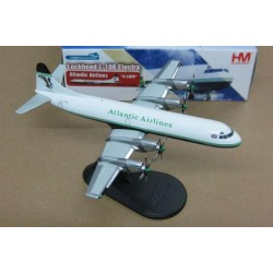 Lockheed L-188 Electra Atlantic Airlines G-LOFB scale 1/200