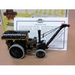 Fowler Steam Crane Black/Gold 1929 scale 1/68
