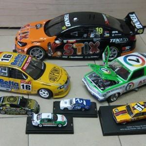 Australian Race Cars