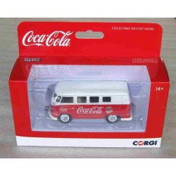 Volkswagen Campervan T1 Coca Cola Red/White Early 1960s Livery  scale 1/43