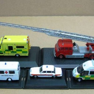 Police Fire Ambulance Rescue