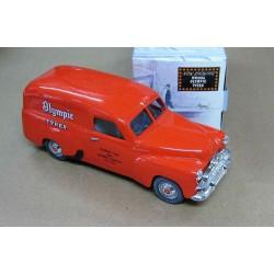 Holden FJ Van 'Olympic Tyres' Orange 1953