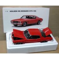Holden HQ Monaro Coupe GTS 350 Salamanca Red 1971-74