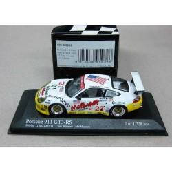 Porsche 911 GT3 RS #23 Lucas Luhr/Sascha Maassen GT Class Winner Sebring 12Hr 2003