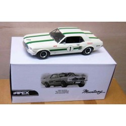 Ford Mustang GTA #1 Ian (Pete) Geoghegan ATTC Champion 1968