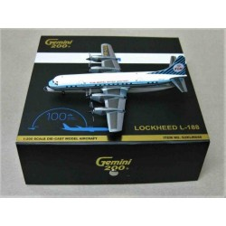 Lockheed Electra L-188 KLM Royal Dutch Airlines PH-LLE scale 1/200