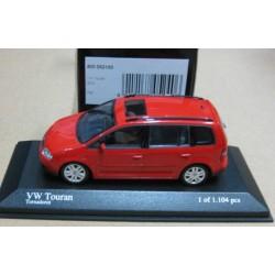 Volkswagen Touran Red 2003