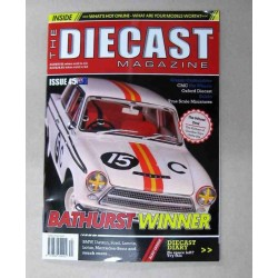 Diecast Magazine The issue #45 March 2021