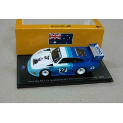 Porsche 935 #27 Alan Jones Australian GT/Sport Sedan Challenge AGP Calder Park 1983