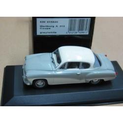 Wartburg A312 2 Door Coupe Grey/White 1958