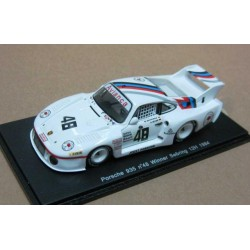 Porsche 935 #48 de Narvaez/Heyer/Johansson Winner Sebring 12Hr 1984