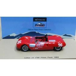 Lotus 23 #96 Bobby Unser Pikes Peak 1964