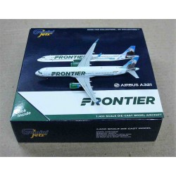 Airbus A321-211 Frontier 'Steve the Eagle' N709FR