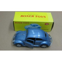 Volkswagen Sedan Metallic Light Blue 1953-57 scale 1/25