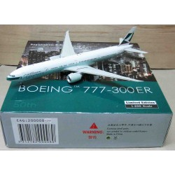 Boeing 777-300ER Cathay Pacific B-KQX
