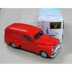 Holden FJ Van Red 1953 scale 1/25
