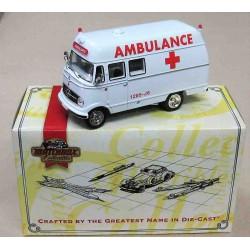 Mercedes-Benz L408 German Field Service Ambulance White 1959
