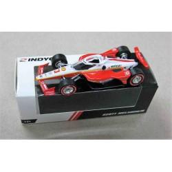 Dallara Chevrolet Team Penske Indycar #3 Scott McLaughlin GP St Petersburg USA 2020
