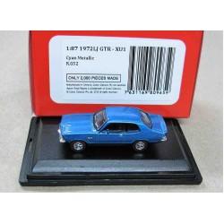 Holden LJ Torana GTR XU-1 Cyan Blue 1972. scale 1/87 (HO)